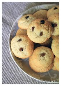 Biscuits aux raisins secs et à la noix de coco