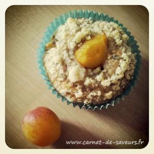 Muffins mirabelle-noisette