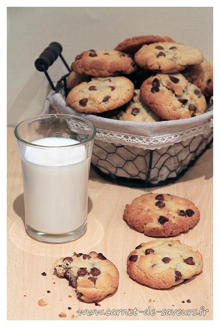 Cookies très croustillants