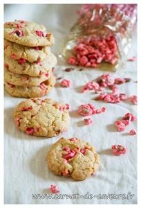 Cookies aux pralines
