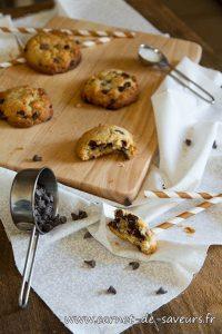 Cookies aux 2 pépites